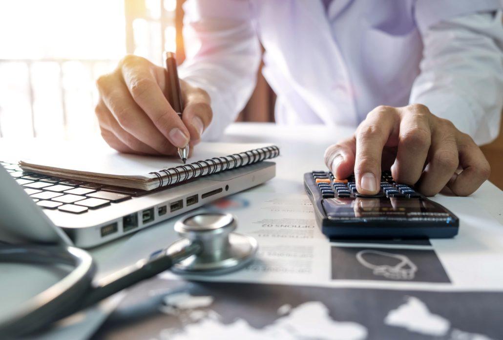 Doctor Working Financials